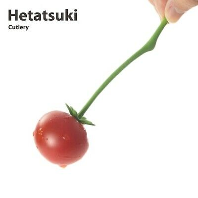 Hetatsuki Plant Stalk Food Picks Cutlery Gabel Party Fingerfood Deko