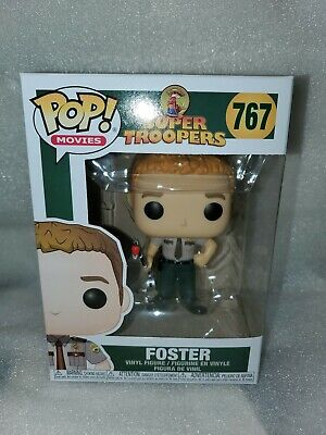 SUPER TROOPERS MOVIES FUNKO POP FOSTER 767 39321 VINYL IN STOCK