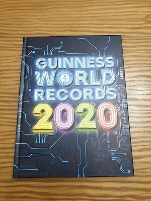2020 Guinness World Book Of Records. Annual. Hardcover. New. RRP £20.00