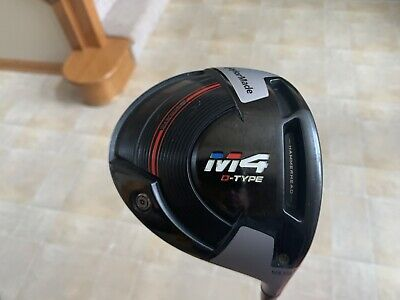 Taylormade M4 D-Type Driver 9.5* Stiff Shaft