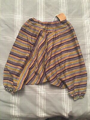 Baby Girl Hareem Trousers NWT 2-3
