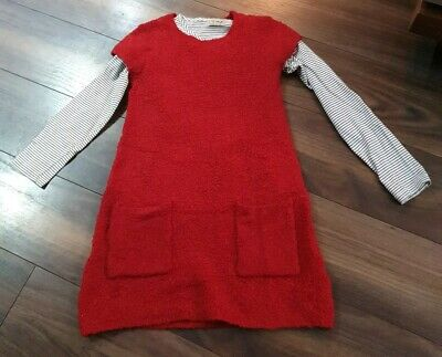 Girls Jumper Dress From Next Age 8 Years