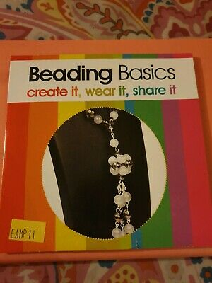 Jewellery Maker Instructional DVD: Beading Basics