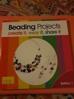 Jewellery Maker DVD: Instructions Beading Projects In Jewellery Making Edition 1
