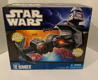 Star Wars Imperial Tie Bomber Walmart Exclusive New in Box NIB 97637