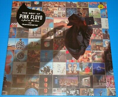PINK FLOYD - A Foot In The Door: The Best Of - double vinyl LP - NEW & SEALED