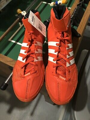 Wrestling Shoes London Adidas Size 9 BN