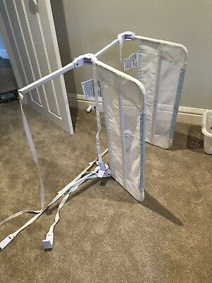 Fold Down Bed Safety Rail