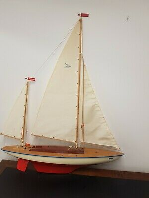 Vintage West Germany Pond Yacht Gunther