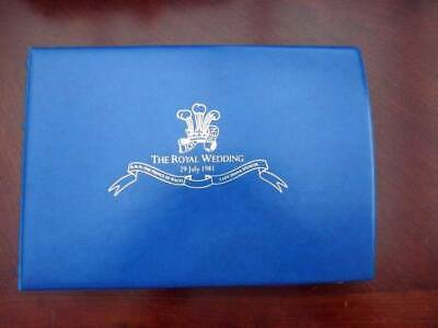 1981 Royal Wedding Commonwealth Worldwide Issues in Album booklets cards stamps