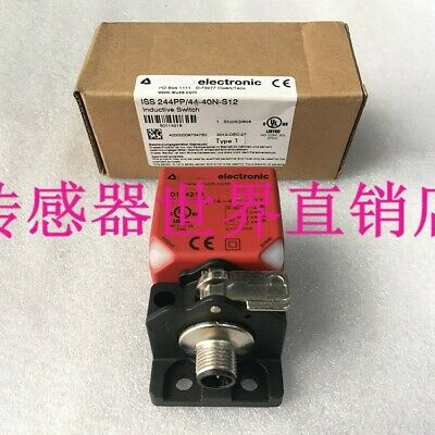 ONE NEW Proximity Switch ISS 244PP/44-40N-S12