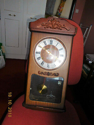 PRESIDENT 30 day windup clock collect Clacton Essex