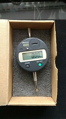 Mitutoyo Absolute 0.01mm Dial gauge Indicator digital Bridgeport Colchester