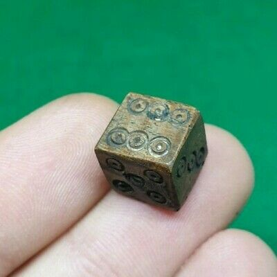 Ancient Roman Bone Gambling Playing Game Dice Die - 100/300 Ad