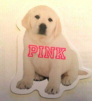 2019 Victoria's Secret Pink Die-Cast Dog Gift Card No $ Value Collectible