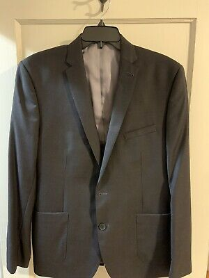 Ben Sherman Dark Grey Two Piece Suit