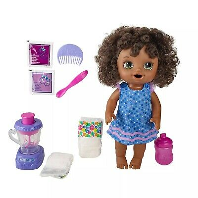Baby Alive MAGICAL MIXER BABY Doll w/ Blender + Accessories HASBRO New/Sealed
