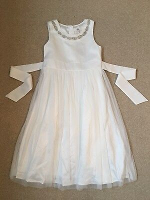 PEARCE FIONDA From Debenhams Occasion Bridesmaid/christening girls dress age 11