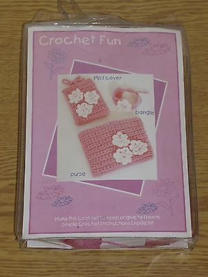 Complete Kit Twilleys Roxy Rock Hopper Crochet Kit 2898//1502