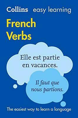 Easy Learning French Verbs (Collins Easy Learning French) by Collins Dictionarie