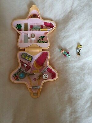 Hollywood Hotel Polly Pocket Complete Set *rare*