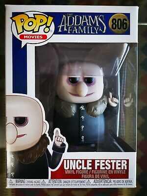 Funko Pop! Movies: The Addams Family - Uncle Fester 806
