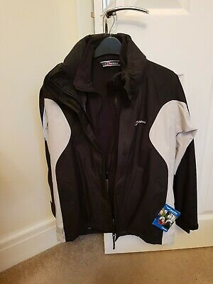 Girls Berghaus 3 in 1 Jacket age 11/12 years brand new with tags