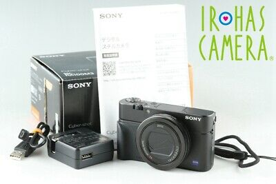 Sony Cyber-Shot DSC-RX100M3 Digital Camera With Box*Japanese Language Only#25708