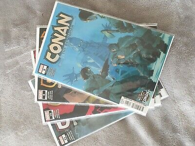 Conan the Barbarian #8-11 Marvel Comics - Jason Aaron