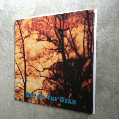 "UK Subs - Day of the Dead 7"" (Punk/Exploited/Discharge/GBH/Damned/Crass/Amebix)"
