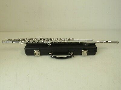 Yamaha YFL-211S Silver Plated Flute – Made in Japan - Ideal Student Instrument