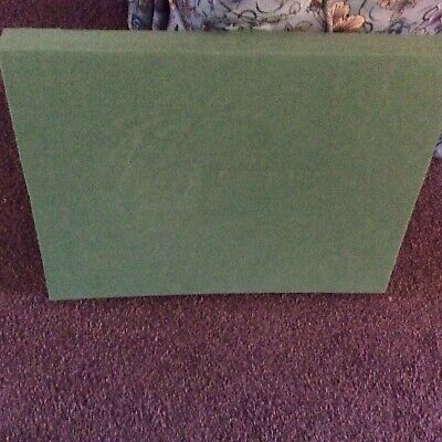 """Oblong Foam Lacemaking Pillow. Unused Size 16"""" X 12""""."""