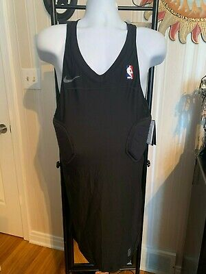 2XLT Nike NBA Hyperstrong Basketball PE Pad Tank Shirt 881965-010 2X 2XL Tall