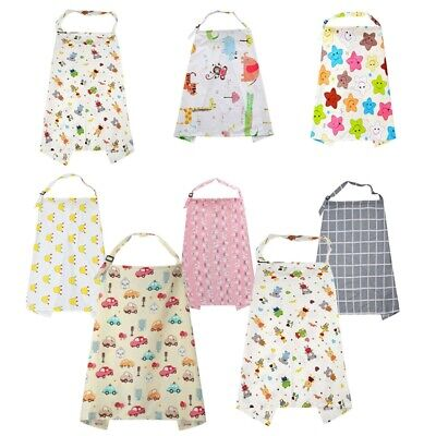 Baby Breastfeeding Nursing Cover Apron Shawl Maternity Cape Covers Blanket Top