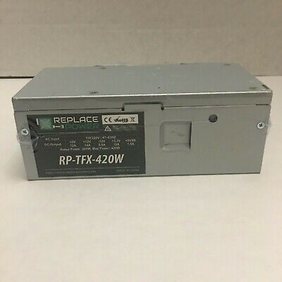 420w TFX Power Supply Replacement for HP / Dell Desktop Computer RP-TFX-420W