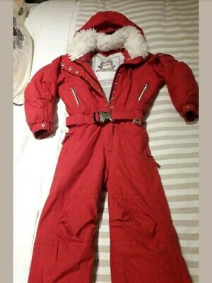Poivre Blanc Girls  Snow Ski Winter  Suit