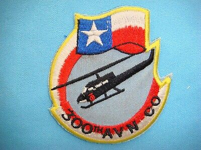 PATCH US ARMY 300th AVIATION COMPANY