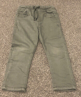 Boys Next Green Jeans Age 18-24 Months