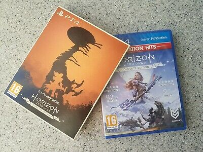 Horizon Zero Dawn Complete Edition - PS4 - NEW & MINT! - SENT SAME DAY, FAST!