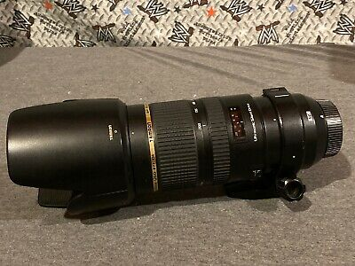Tamron 70-200mm F/2.8 SP DI VC USD Lens For Canon EF Mount {77} (used) Free Ship