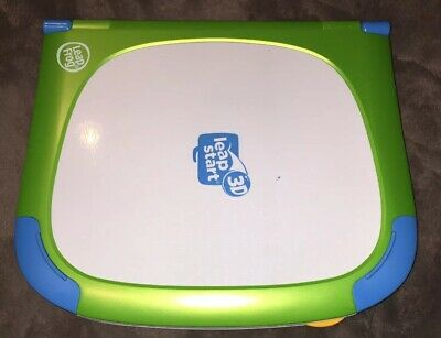 LeapFrog LeapStart 3D Interactive Learning System Lightly Pre-owned Works Great