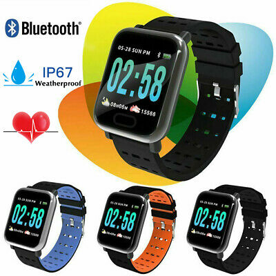 Smart Watch FITBIT Fitness Activity Tracker Heart Rate Monitor Blood Pressure
