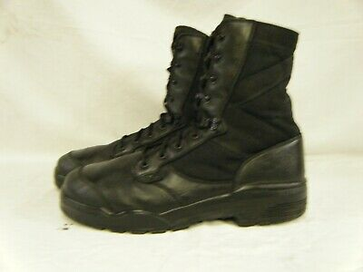 MENS MAGNUM LEATHER LIGHTWEIGHT WORK SHOES KITCHEN STAFF MULES TRAINER BOOTS SZ