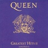Queen - Greatest Hits II - Queen CD X0VG The Cheap Fast Free Post The Cheap Fast
