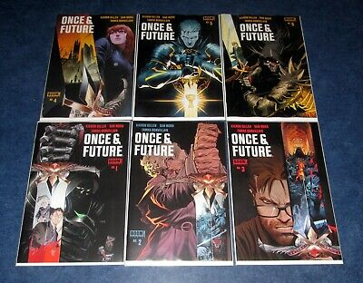 SDCC variant UBER #1 Apocalypse Set only 1000 AVATAR PRESS lot set Kieron Gillen