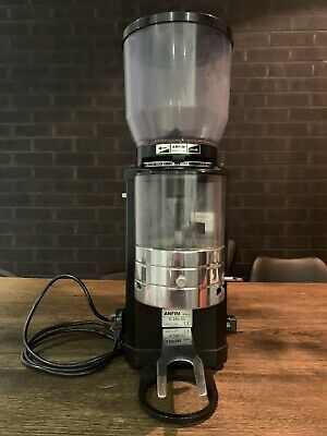 ANFIM CAIMANO Professional Burr Coffee Grinder Italy Milano