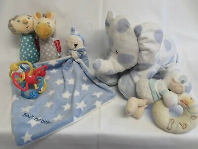 Baby Toy Bundle Fisher Price Etc.