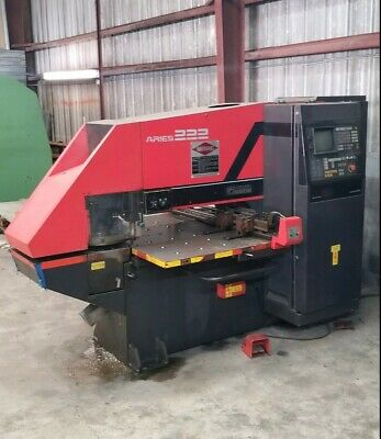 Amada Aries 222 Turret Punch (#3531)