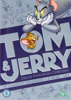 Tom and Jerry (Deluxe Anniversary Collection) [DVD]
