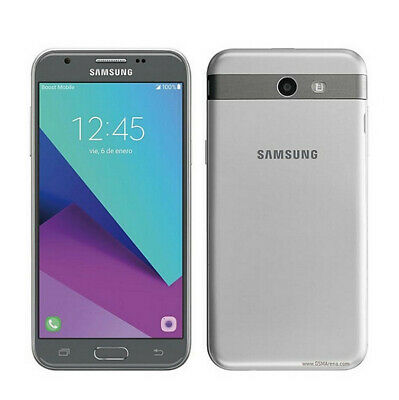 Samsung Galaxy Express Prime 2 | AT&T | 16 GB | Silver | Grade: A | 5 in Screen